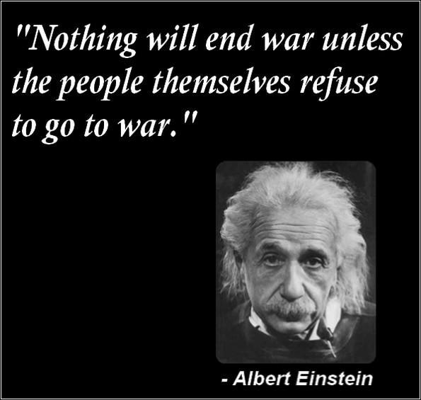 Quotes Said By Albert Einstein: Ha! Tea 'n' Danger