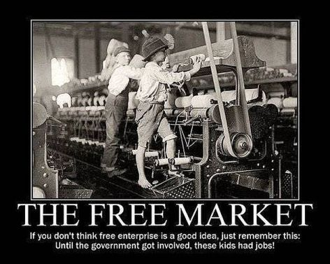 The Free Market If You Don't Think