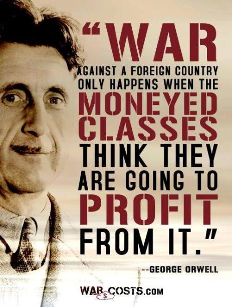 Image result for war profiteering