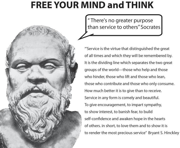 socrates contributions to critical thinking