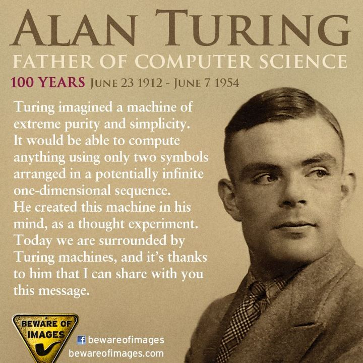 a biography of alan turing
