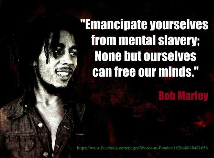 BOB MARLEY Emancipate Yourself From Mental Slavery   eBay