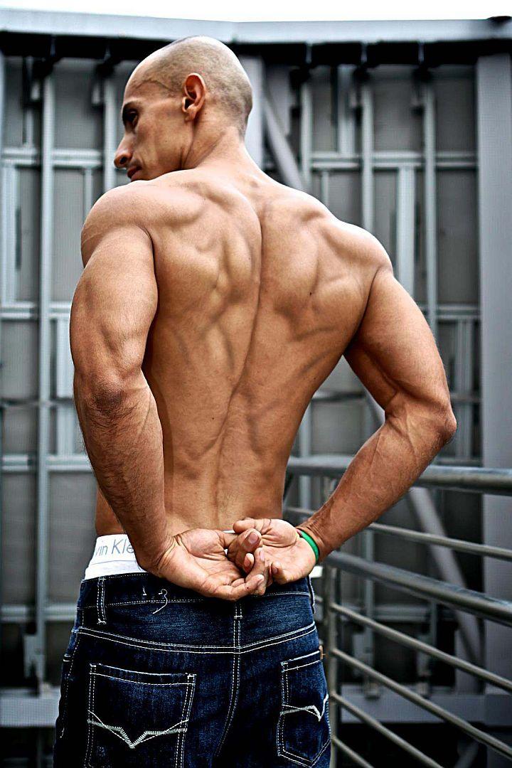 Vegan Bodybuilder Frank Frank Medrano Vegan