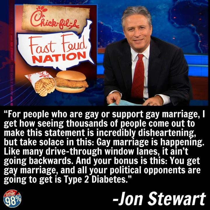 from Lee how to support gay marriage