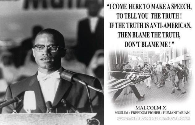 Malcolm X Speech In Color