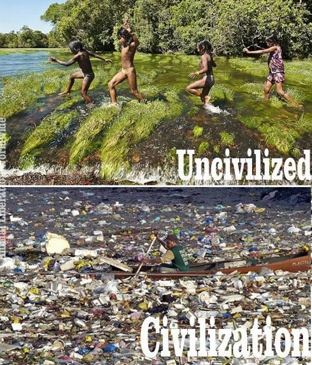 civilized or uncivilized Civilized or uncivilized civilization is a limitless multiplication of unnecessary necessities -mark twain in montaigne's essay on cannibals, those people living in the uncivilized societies are first referred to as noble savages however, most europeans, at that time, believed that.