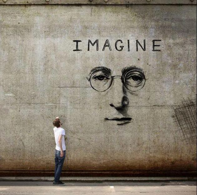 imagine john lennon - photo #6