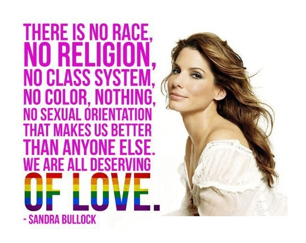 Love and sexual orientation