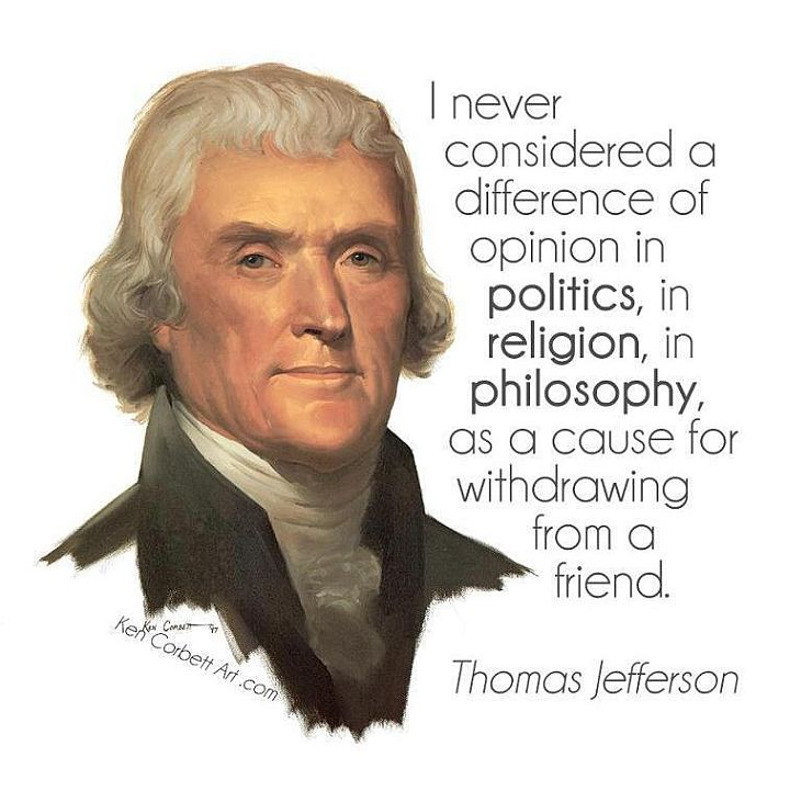 the political career and philosophy of thomas jefferson The democratic-republicans mistrusted him after his electoral tie with thomas jefferson burr's political philosophy was much the early career of aaron burr.