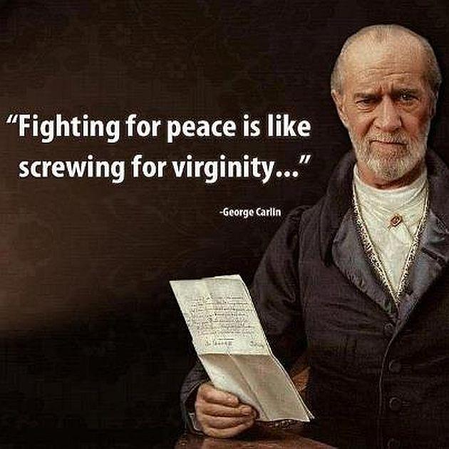 War Is Overif You Want It Ha Tea N Danger