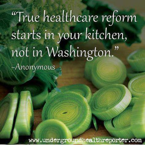 Anonymous True Healthcare Reform