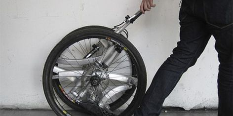 Dom's Folding Bike 01