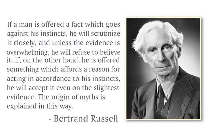 bertrand russell a free mans worship essay Mysticism and logic and other essays (1917) by bertrand russell bertrand russell mysticism and logic and other essays a free man's worship: 46: iv.