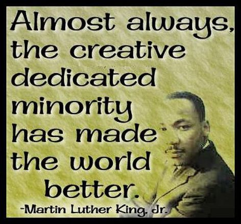 Dr Martin Luther King Jr Almost Always