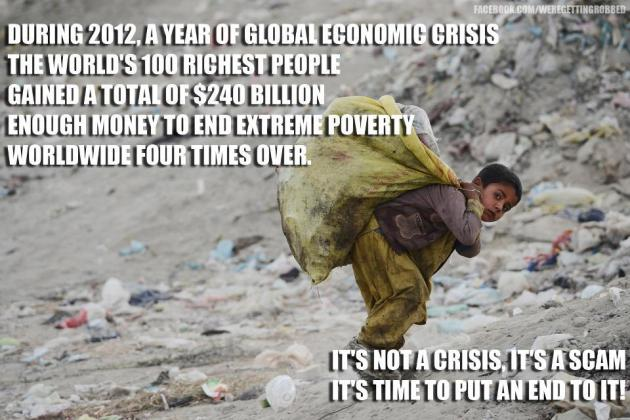 During 2012 A Year Of Global Economic Crisis