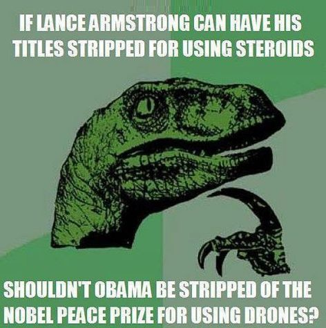 If Lance Armstrong Can Have His Title Stripped For Using Steroids