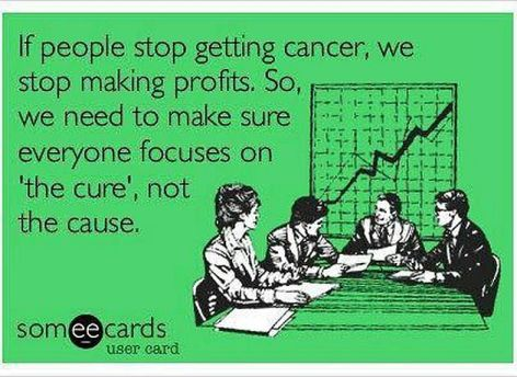If People Stop Getting Cancer We