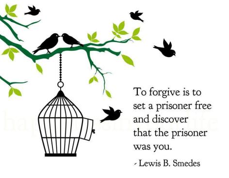 Lewis B Smedes To Forgive Is To