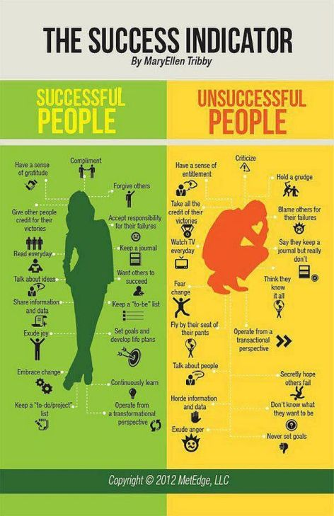 MaryEllen Tribby The Success Indicator