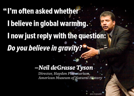 Neil deGrasse Tyson I'm Often Asked