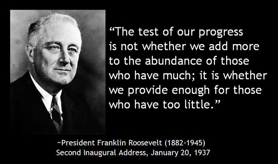 fdr capitalism and united states