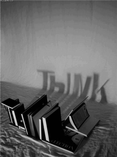 Think Book Shadows