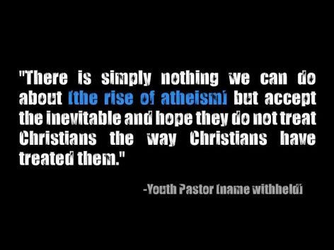 Youth Pastor There Is Simply Nothing