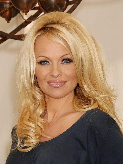 Pamela Anderson Vegan