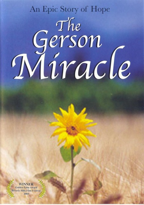 The Gerson Miracle cover poster