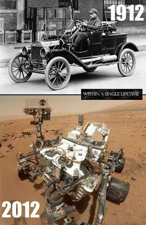 1912-2012 Within A Single Lifetime