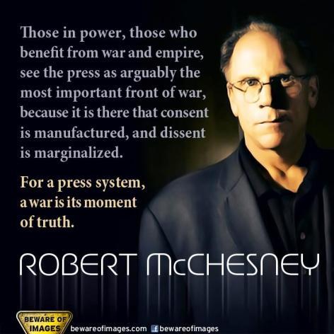 Robert McChesney Those In Power