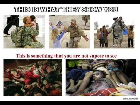 This Is What They Show You This Is Something That You Are Not Suposed To See