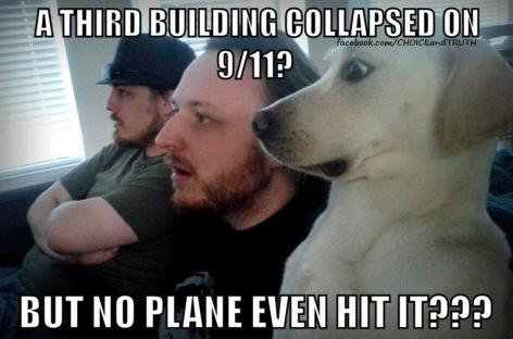 A Third Building Collapsed On 9-11 But No Plane Even Hit It