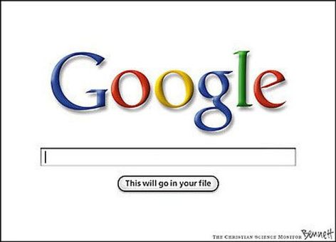 Google This Will Go In Your File