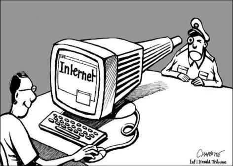 No Internet Privacy
