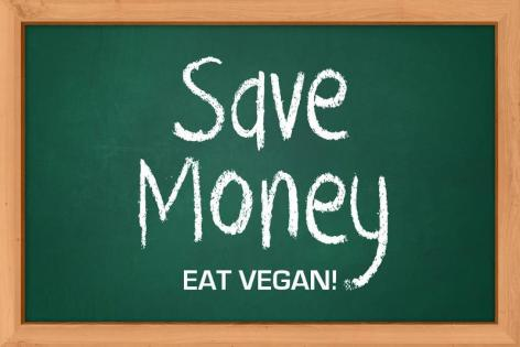 Save Money Eat Vegan