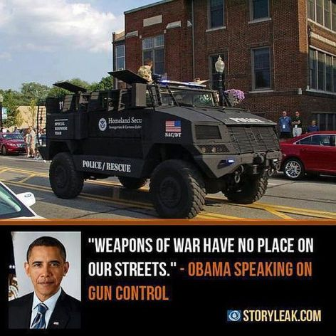 Weapons Of War Have No Place On Our Streets Obama Speaking On Gun Control