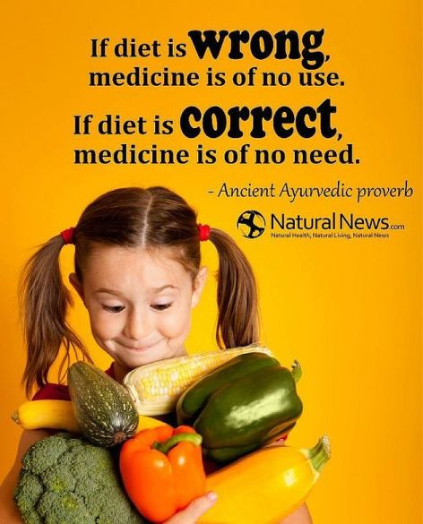 Ancient Ayurvedic Proverb If Diet Is Wrong