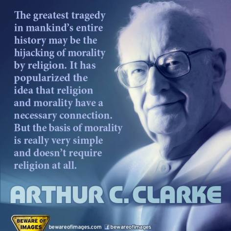 Arthur C. Clarke The Greatest Tragedy