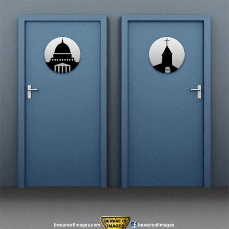 Church And State Doors