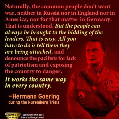 Hermann Goering Naturally The Common