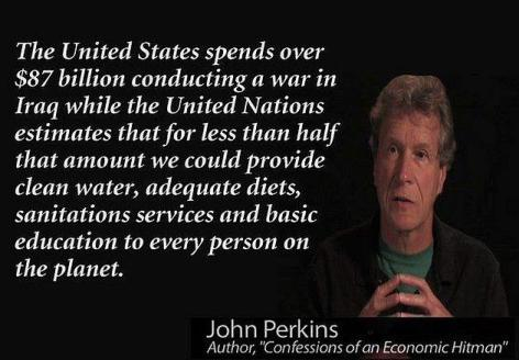 John Perkins The United States Spends