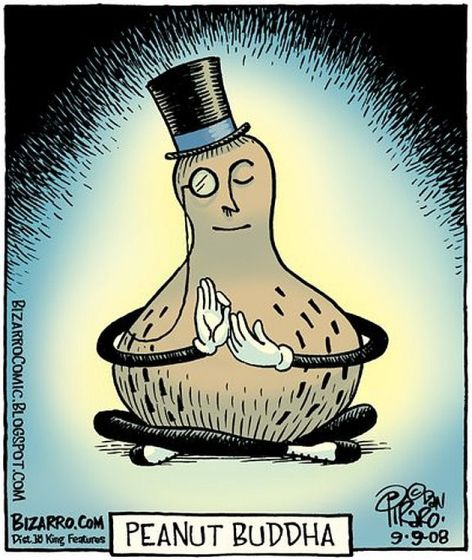 Peanut Buddha
