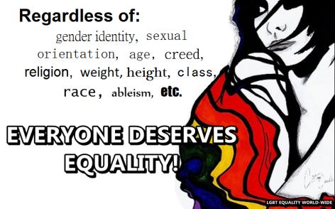Regardless Of Gender Identity Sexual Orientation
