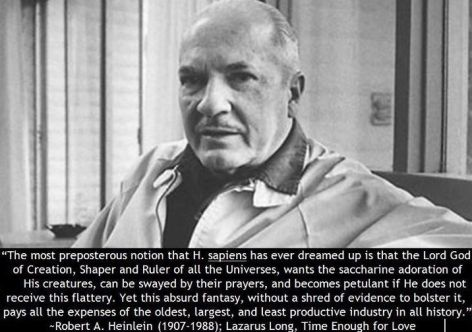 Robert A. Heinlein The Most Preposterous Notion