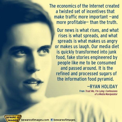 Ryan Holiday The Economics Of The Internet
