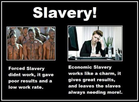 Slavery Forced Slavery Didn't Work