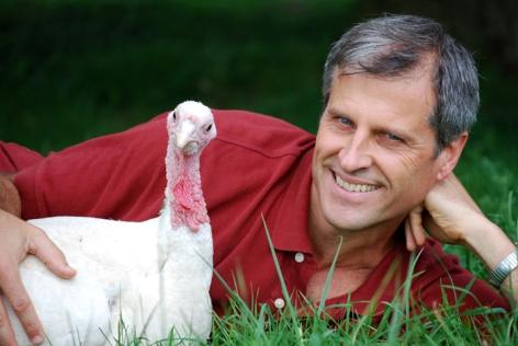 Gene Baur Vegan