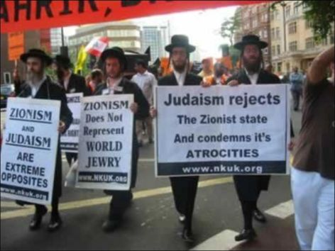 Jews March Against Israel & Zionism2