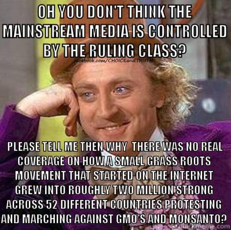 Oh You Don't Think The Mainstream Media Is Controlled By The Ruling Class